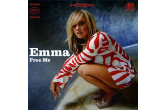 Emma ‎– Free Me PRE-OWNED CD: DISC EXCELLENT