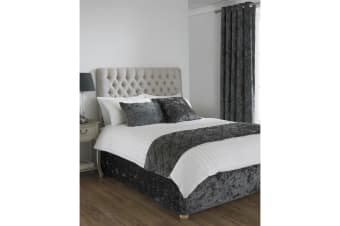 Riva Home Verona Bed Wrap (Pewter)
