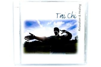 Tai Chi - Relaxation and Healing BRAND NEW SEALED MUSIC ALBUM CD - AU STOCK