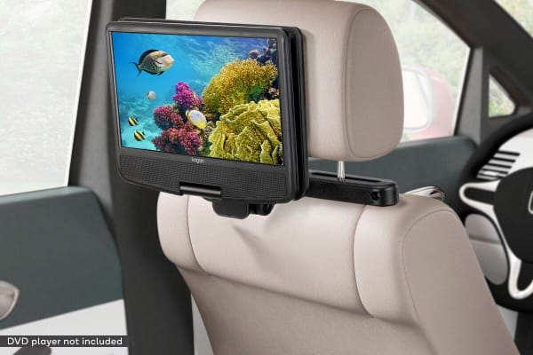 "Kogan 9"" Portable DVD Player Car Headrest Mount"