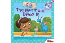 Doc McStuffins the Mermaid Dives in - Includes Stickers!