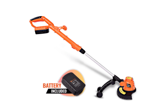 BlackEagle 20V Line Trimmer Whipper Snipper Electric Cordless Garden Tool Li-lon