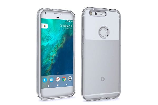 Ultra Slim Clear Case for Google Pixel