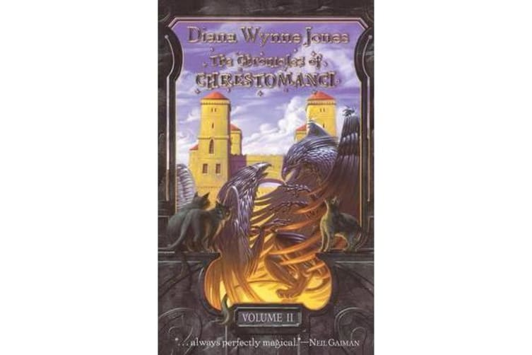 Chronicles of Chrestomanci, Volume 2 - The Magicians of Caprona/Witch Week