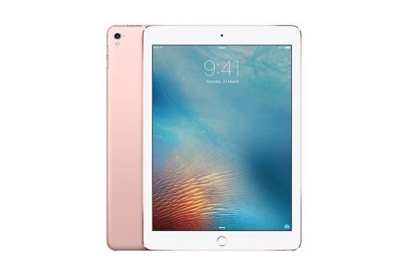 Apple iPad Pro 9.7 (128GB, Cellular, Rose Gold)