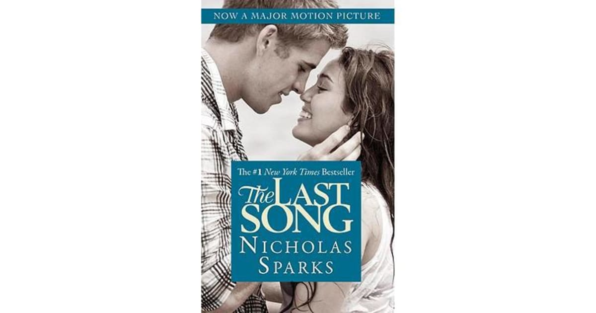 the last song by nicholas sparks book report