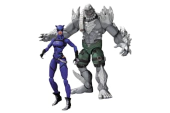 Injustice Catwoman vs Doomsday Action Figure 2 Pk