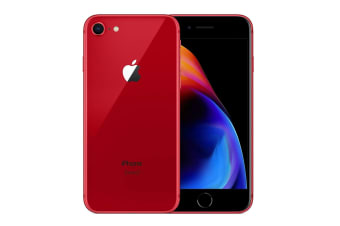 Used as Demo Apple Iphone 8 64GB (PRODUCT) RED Special Edition (AU STOCK, AU MODEL, AU VERSION)