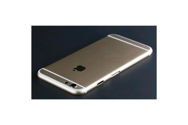 iPhone 6 Middle frame & Backcover (Gold)