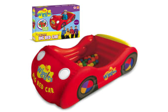 The Wiggles Big Red Car Ball Pit