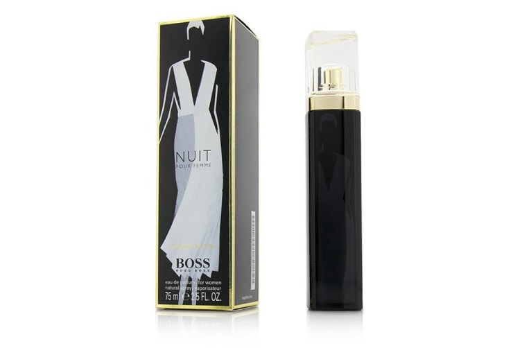 Hugo Boss Boss Nuit Eau De Parfum Spray (Runway Edition) 75ml