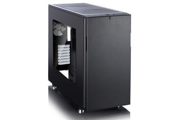 Fractal Design Define R5 USB3.0 Mid Tower Case Black W/ window side panel