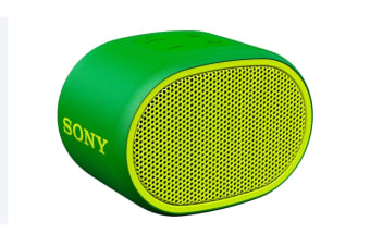 Sony Extra Bass Wireless Speaker - Green (SRS-XB01G)