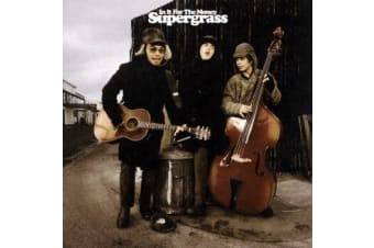 Supergrass – In It For The Money PRE-OWNED CD: DISC EXCELLENT