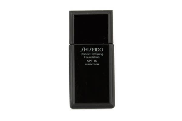 Shiseido Perfect Refining Foundation SPF16 - # B40 Natural Fair Beige (30ml/1oz)