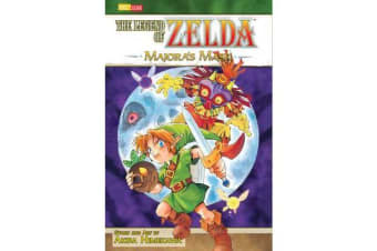 The Legend of Zelda, Vol. 3 - Majora's Mask