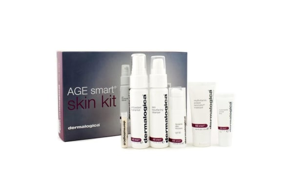 Dermalogica Age Smart Kit: Cleanser + Mist + Masque + Power Firm + MAP-15 + Day Cream SPF 30 (6pcs)