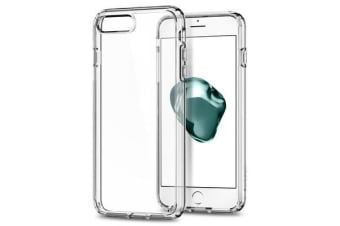 Spigen iPhone 8 Plus /7 Plus Ultra Hybrid 2 Case Crystal Clear