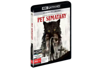 Pet Sematary (2019) (4K UHD/Blu-ray)