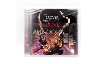 To Groover with Love BRAND NEW SEALED MUSIC ALBUM CD - AU STOCK