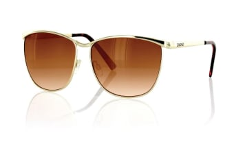 Carve The Amanda Gold Womens Sunglasses