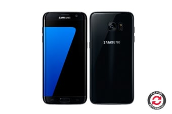 Samsung Galaxy S7 Edge Refurbished (32GB, Black) - A Grade