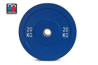 Fortis Bumper Weight Plate (20KG)