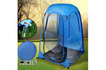 POP UP Sports Camping Festival Fishing Garden Tent vy Blue
