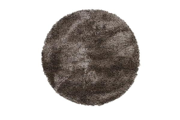 Twilight Shag Rug - Granite 120x120cm