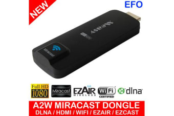 Measy A2W Ezcast Miracast Dongle Ezair Dlna Hdmi Tablet Smartphone Tv Chromecast