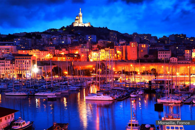 EUROPE: 17 Day Italy Tour & Mediterranean Cruise Including Flights for Two