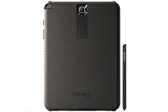 OtterBox Defender for the Samsung Galaxy Tab A  9.7 (S/Pen) - Black