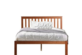 Levede Queen King Single Size Wooden Bed Frame Mattress Base Timber Platform