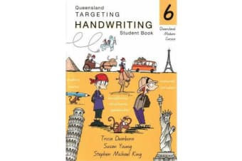 Targeting Handwriting - QLD Year 6 Student Book