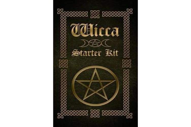 Wicca - Wicca Starter Kit (Wicca for Beginners, Big Book of Spells and Little Book of Spells)