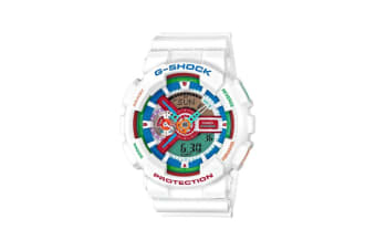 Casio G-Shock Crazy Colour Ana-Digital Watch - Multi Colour (GA110GW-7A)