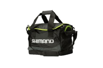 Shimano Medium Banar Boat Bag - Fishing Tackle Bag with Reinforced Moulded Base