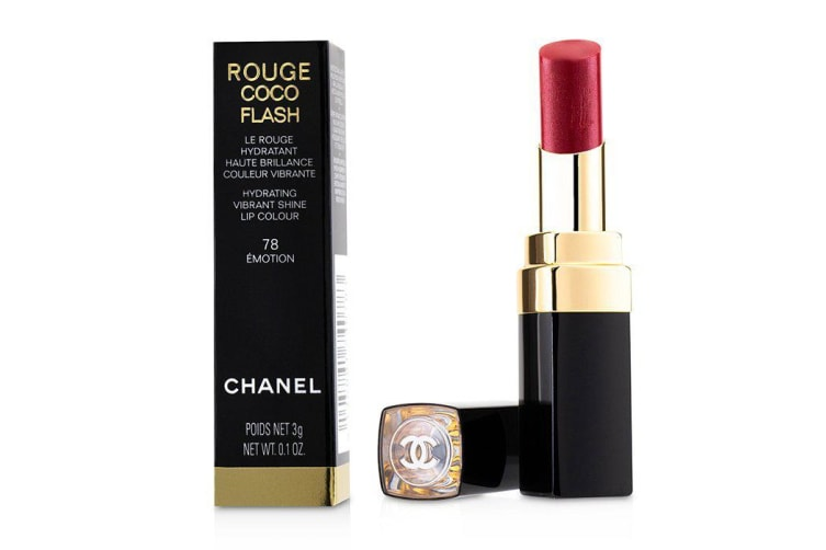 Chanel Rouge Coco Flash Hydrating Vibrant Shine Lip Colour - # 78 Emotion 3g