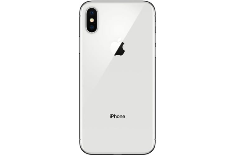Apple iPhone X 64GB Silver -  Good Condition