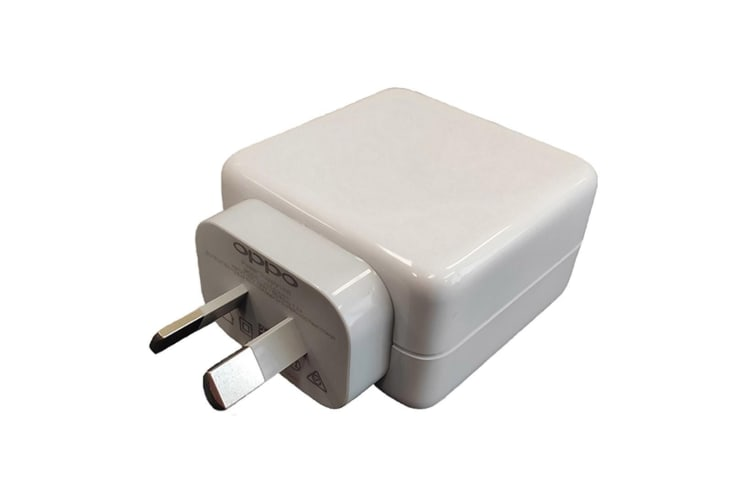 OPPO SuperVOOC Flash Charger VCA5JAAH - White