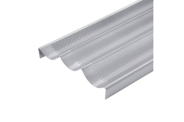 Chicago Metallic Commercial Non-Stick Perforated Baguette Pan 41x23x3cm