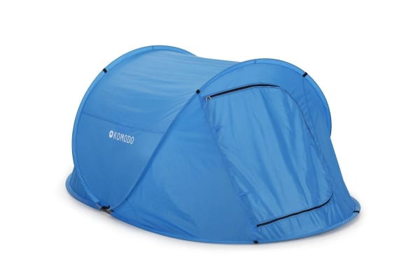 Komodo 2 Person Instant Pop-Up Tent