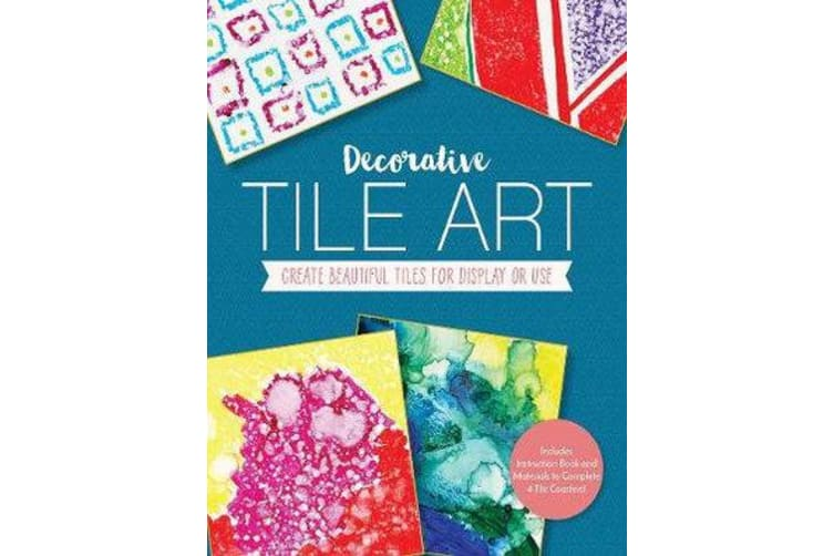 Decorative Tile Art - Create Beautiful Tiles for Display or Use