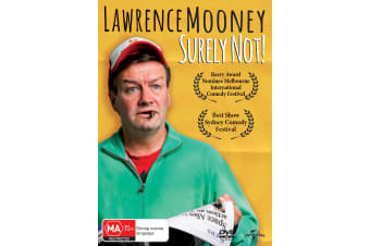 Lawrence Mooney Surely Not DVD Region 4