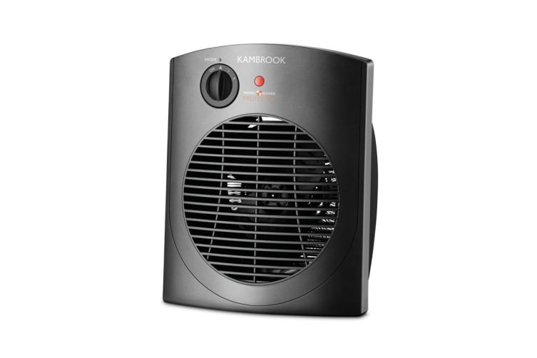 Kambrook 2400W Upright Fan Heater (KFH600)