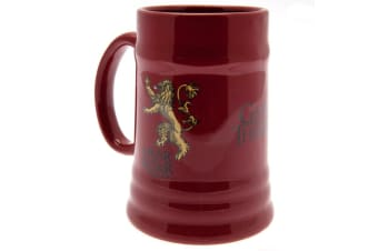 Game Of Thrones Lannister Stein Mug (Multicoloured) (595 ml)