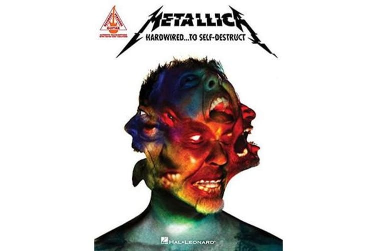 Metallica - Hardwired...To Self-Destruct - Guitar Recorded Versions