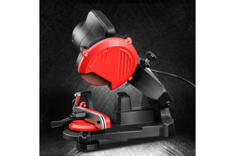 Electric Chainsaw Chain Sharpener Tools Saw Grinder Bench Tool