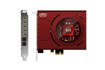 Creative Sound Blaster Z PCIe Gaming Sound Card
