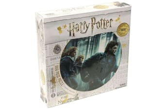 1000pc Harry Potter Running In The Wood 69cm Jigsaw Puzzle Kids/Child Toy 8y+